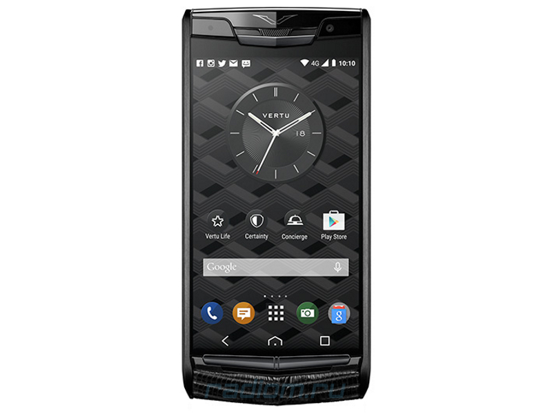 Прошивка Vertu New Signature Touch USER CHINA TITAN