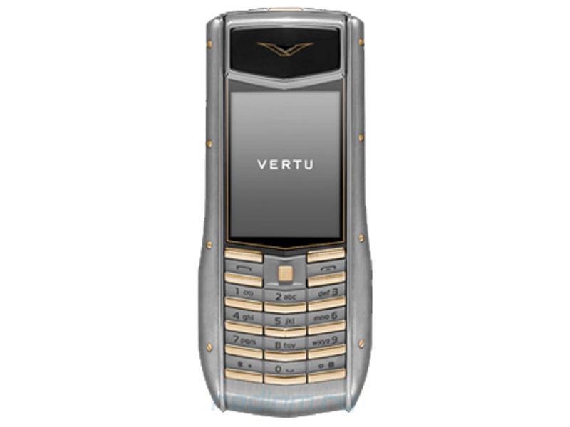 Прошивка Vertu Ascent Ti Gold Keys ru