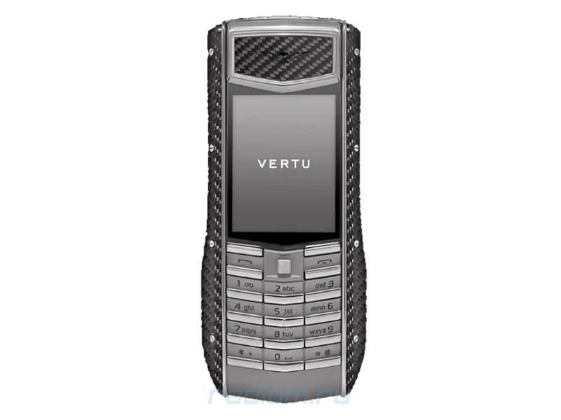 Прошивка Vertu Ascent Ti Carbon Fibre Aluminium ru