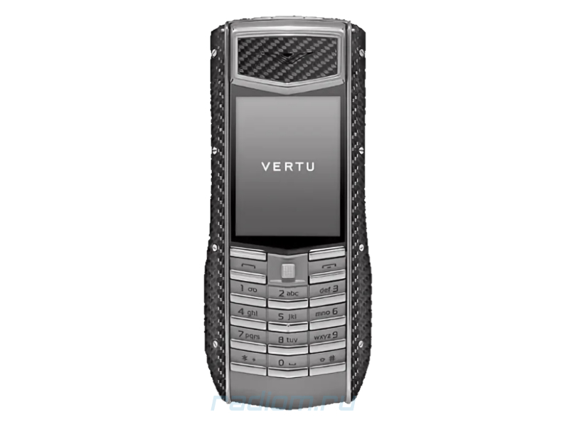Прошивка Vertu Ascent Ti Carbon Fibre Side Cheek ru