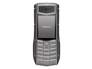 Прошивка Vertu Ascent Ti Carbon Fibre Side Cheek Russian