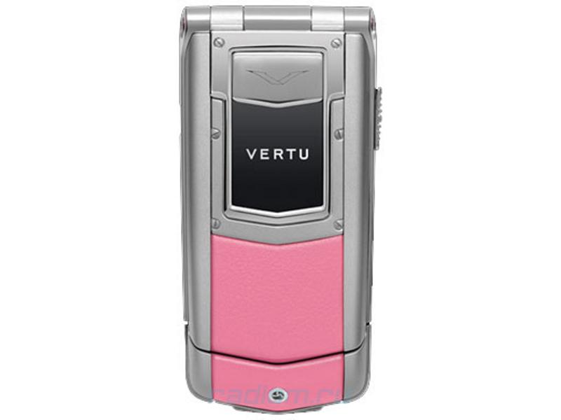 Прошивка Vertu Constellation Ayxta Pink silver ceramic diamond Hindi