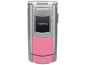 Прошивка Vertu Constellation Ayxta Pink silver ceramic diamond Portuguese