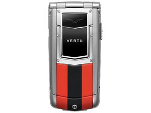 Прошивка Vertu Constellation Ayxta Sport red black Hindi