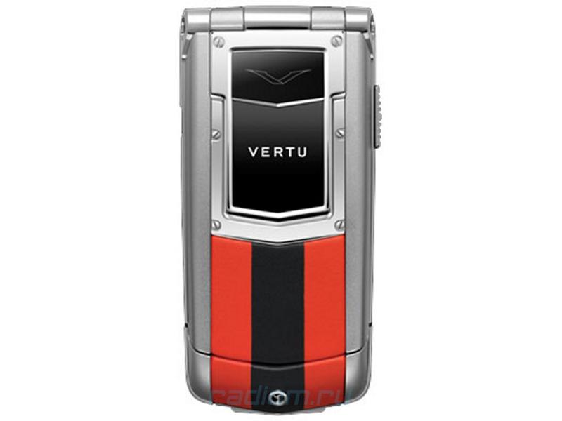 Прошивка Vertu Constellation Ayxta Sport red black Russian