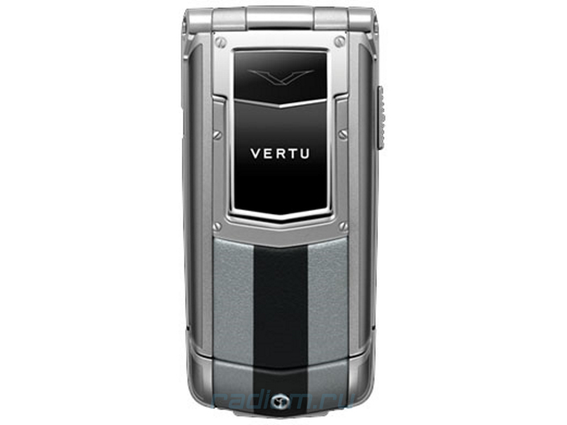 Прошивка Vertu Constellation Ayxta Sport silver black Norwegian