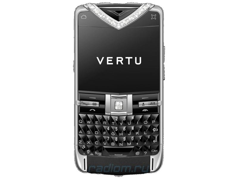 Прошивка Vertu Constellation Quest SILVER STAINLESS STEEL RU