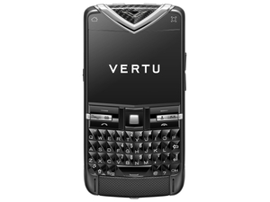 Прошивка Vertu Constellation Quest BLACK STAINLESS STEEL Russian