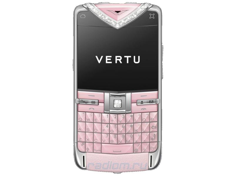 Прошивка Vertu Constellation Quest DIAMOND PINK