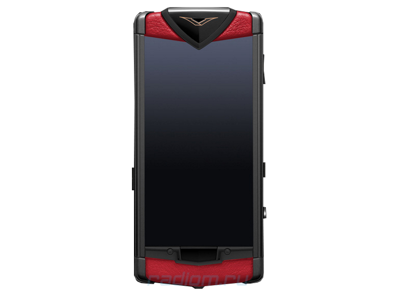 Прошивка Vertu Constellation Touch BLACK And RED RU