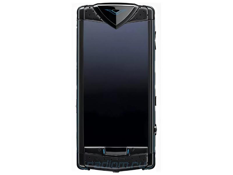Прошивка Vertu Constellation Touch BLACK LEATHER EU