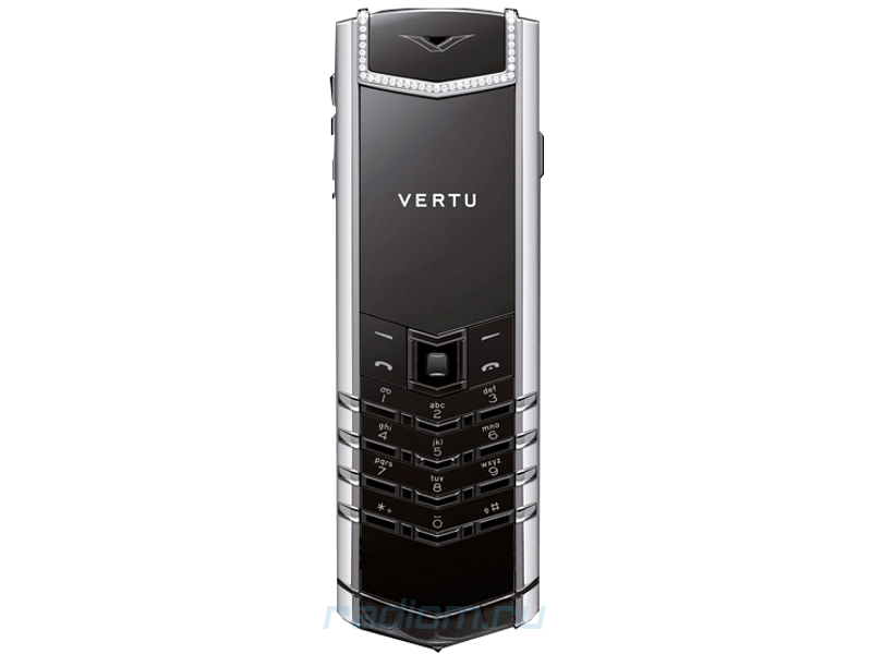 Прошивка Vertu Signature S Sapphire keys eu