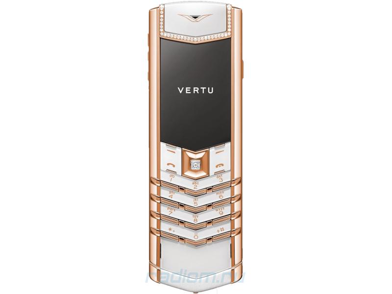 Прошивка Vertu Signature S Sapphire keys Orange cn