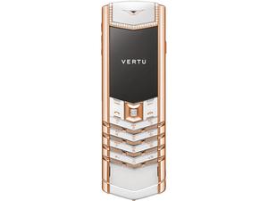Прошивка Vertu Signature S Sapphire keys Orange Chinese