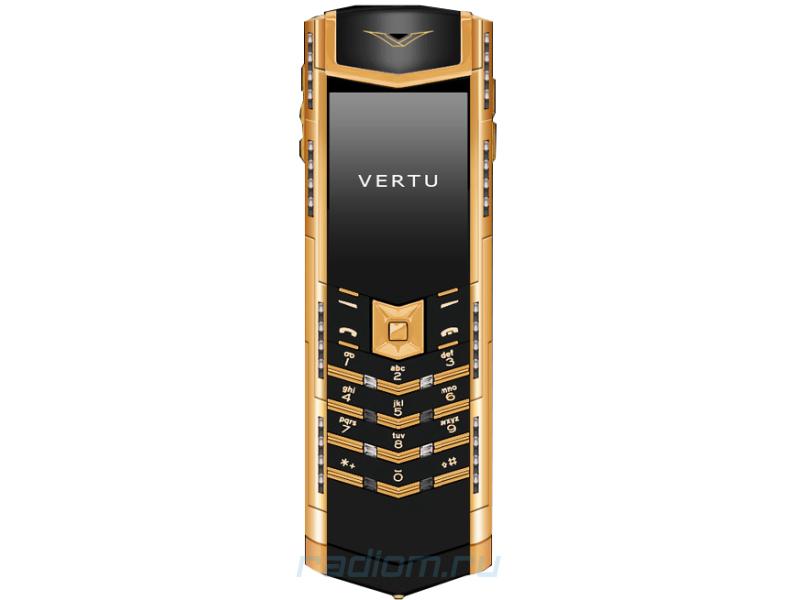 Прошивка Vertu Signature S Yellow Gold Chinese
