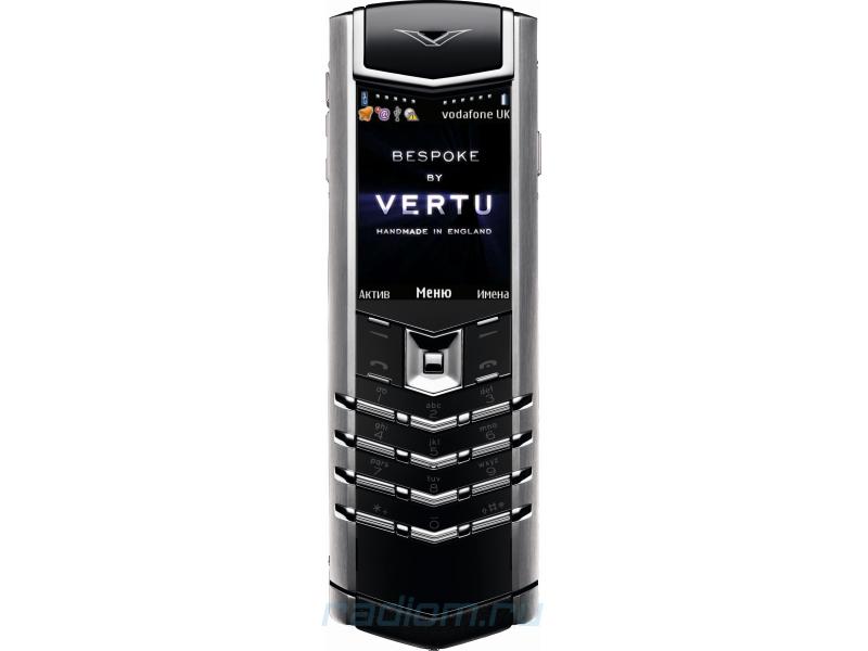 Прошивка Vertu Signature S RG Mixed Metals ru